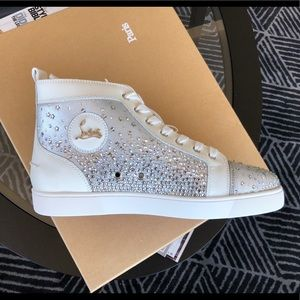 67fbc8bd48d Christian Louboutin Shoes - Brand New Authentic Louboutin Galaxtidude  sneakers